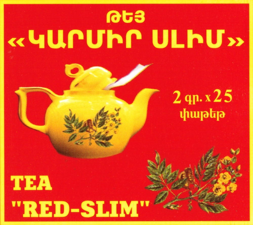 Tea Red Slim